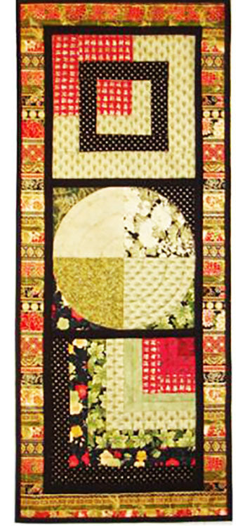 Quilt Pattern & Table Runner - Far East Holiday