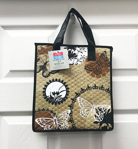 Kona Bay Bag - Hot & Cold Bag - Flyaway Butterfly