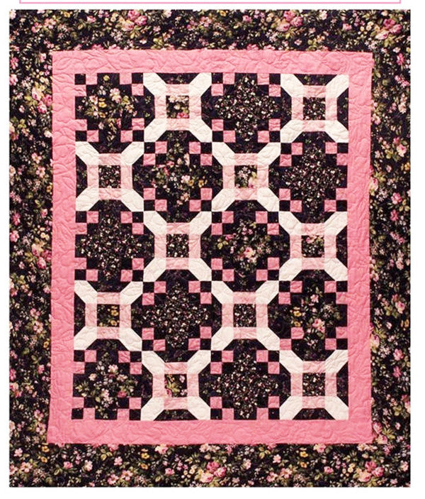 Quilt Pattern - Pressed For Time Quiltworks - Bella Luce
