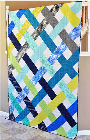 Quilt Pattern - Kitchen Table Quilting - The Betty Quilt