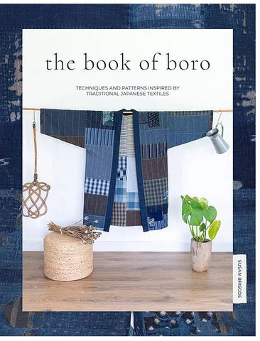 Book - Susan Briscoe - THE BOOK OF BORO