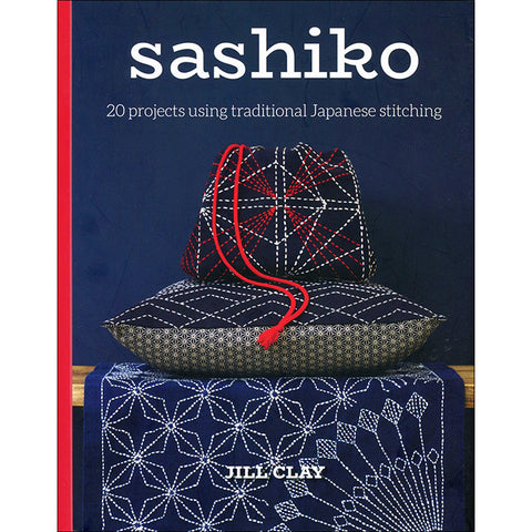 Book - Jill Clay - SASHIKO