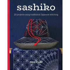 Book - SASHIKO - Jill Clay
