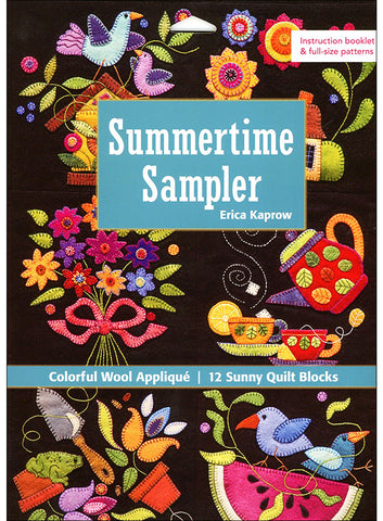 Book - Erica Kaprow - SUMMERTIME SAMPLER