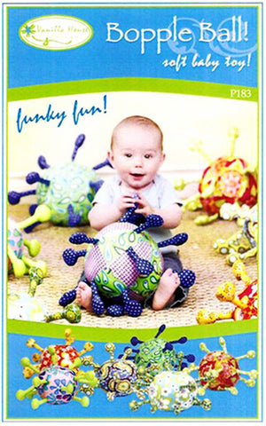 Pattern - Just for Fun - Bobble Ball - ON SALE