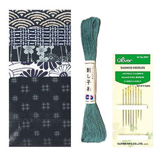 *Japanese Traditional - Japanese Cotton Boro Patch Kit