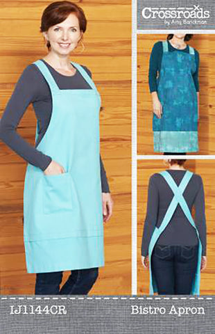 Apron Pattern - Indygo Junction - Bristo Apron