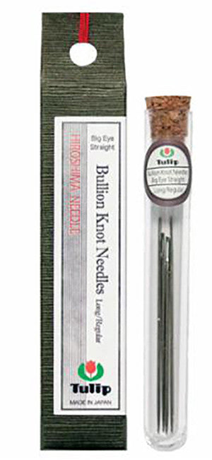 Notions - Tulip Bullion Knot Needles - Big Eye