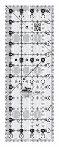 Rulers & Templates - Creative Grids - CGR412 - 4 1/2