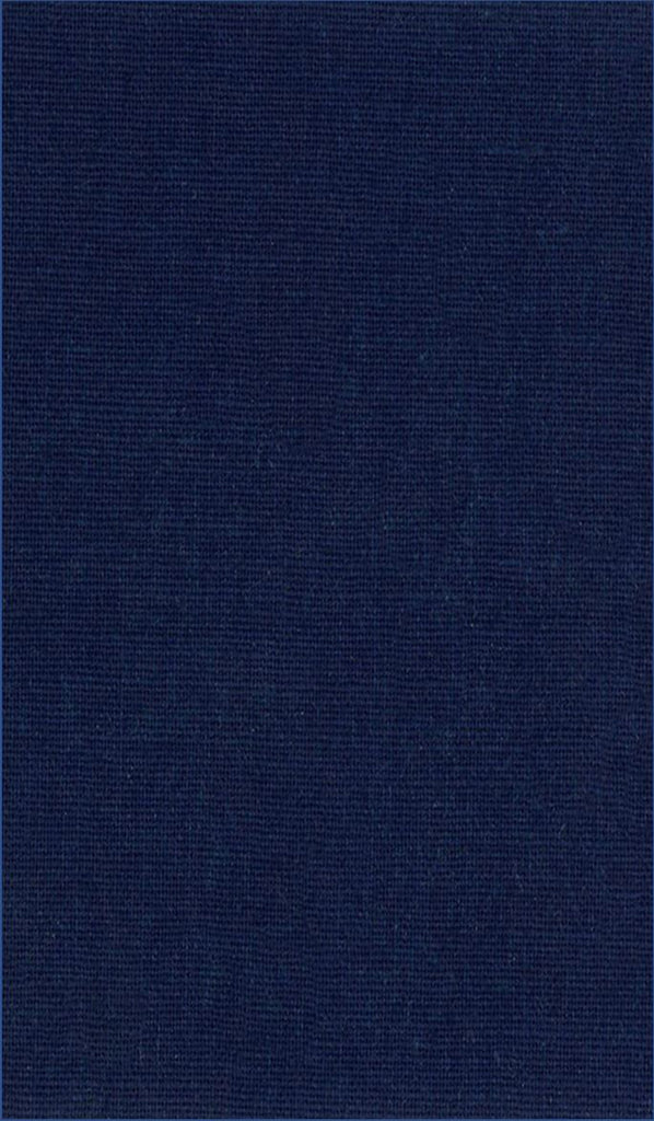 Solid Color Fabric - CL1SAC-IND - Sashiko Cotton Sheeting - Indigo