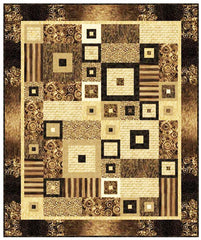 Quilt Pattern - Coconuts