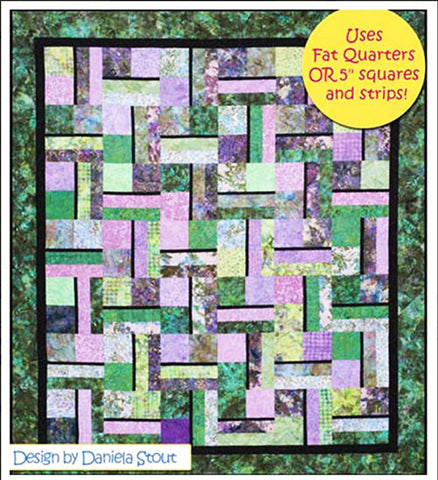 Quilt Pattern - Cozy Quilt Designs - Snap & Pops