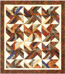 Quilt Pattern - Cozy Quilt Designs - Tradewinds
