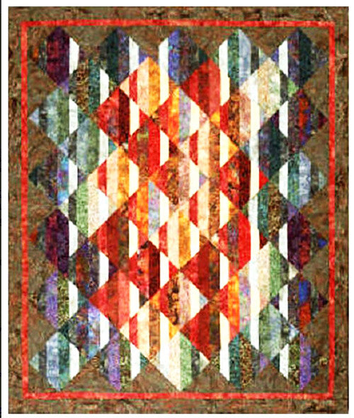 Quilt Pattern - Cozy Quilt Designs - Transitions