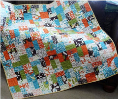 Quilt Pattern - Little Louise Designs - California Dreaming
