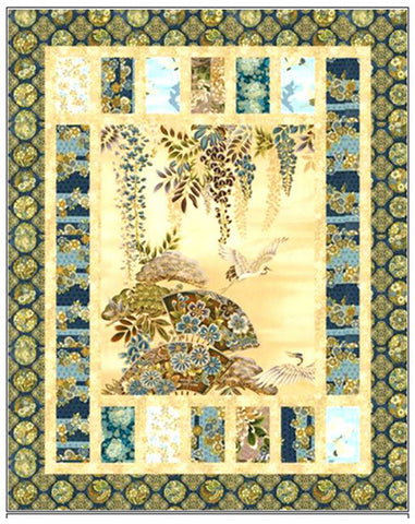 Quilt Pattern - Mountainpeek Creations - Center Stage