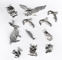 Charms - Forest Friends Assortment (11)