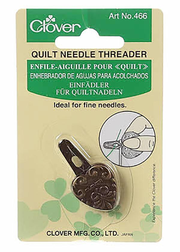 Notions - Quilt Needle Threader - Antique Gold # 466