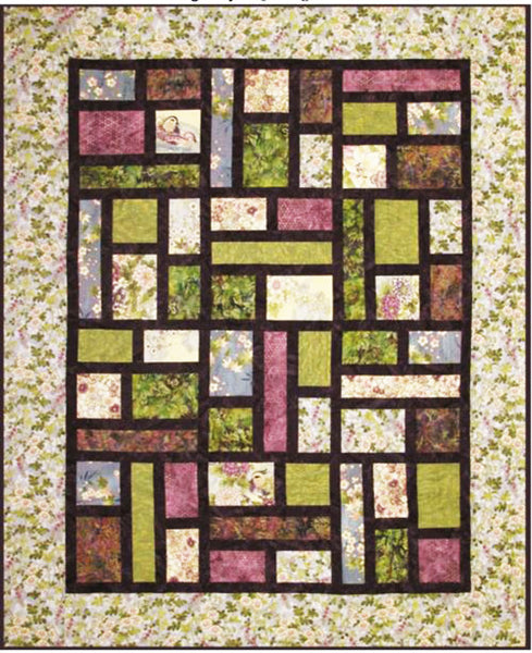 Quilt Pattern Mountainpeek Creations County Lines