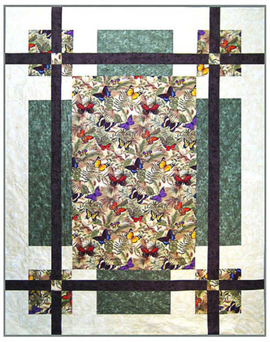 Quilt Pattern - Sweetgrass Creative Designs - The Craftsman