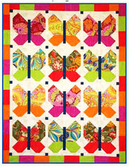 Quilt Pattern - Brookshire Design Studio - Butterfly Town