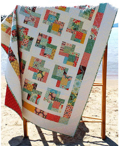 Quilt Pattern - Little Louise Designs - Danish Delights