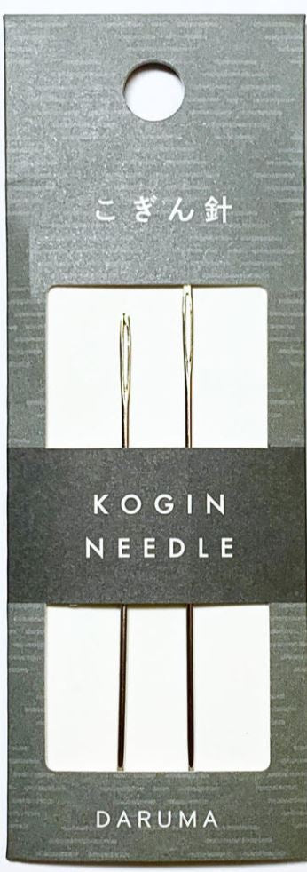 Notions - Daruma Kogin Sashiko Long Needles - 2 Pack