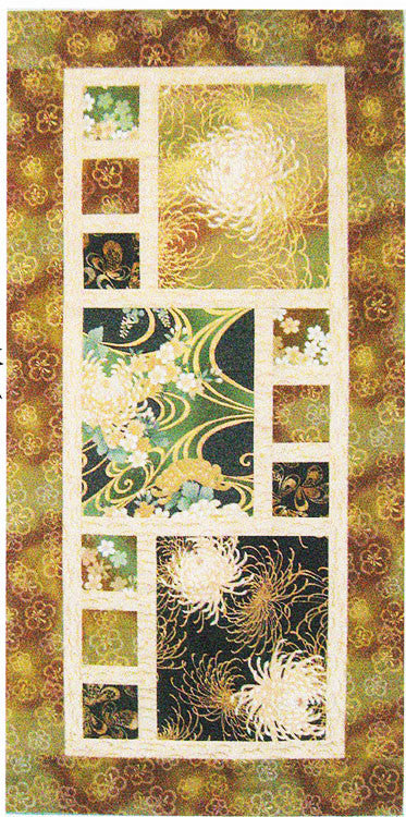 Quilt Pattern & Table Runner - Mountainpeek Creations - Divided by 3