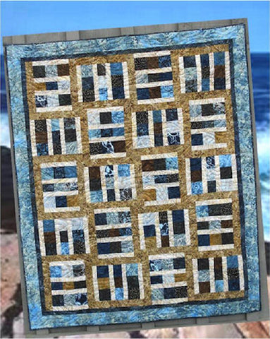 Quilt Pattern - Little Louise Designs - Driftwood