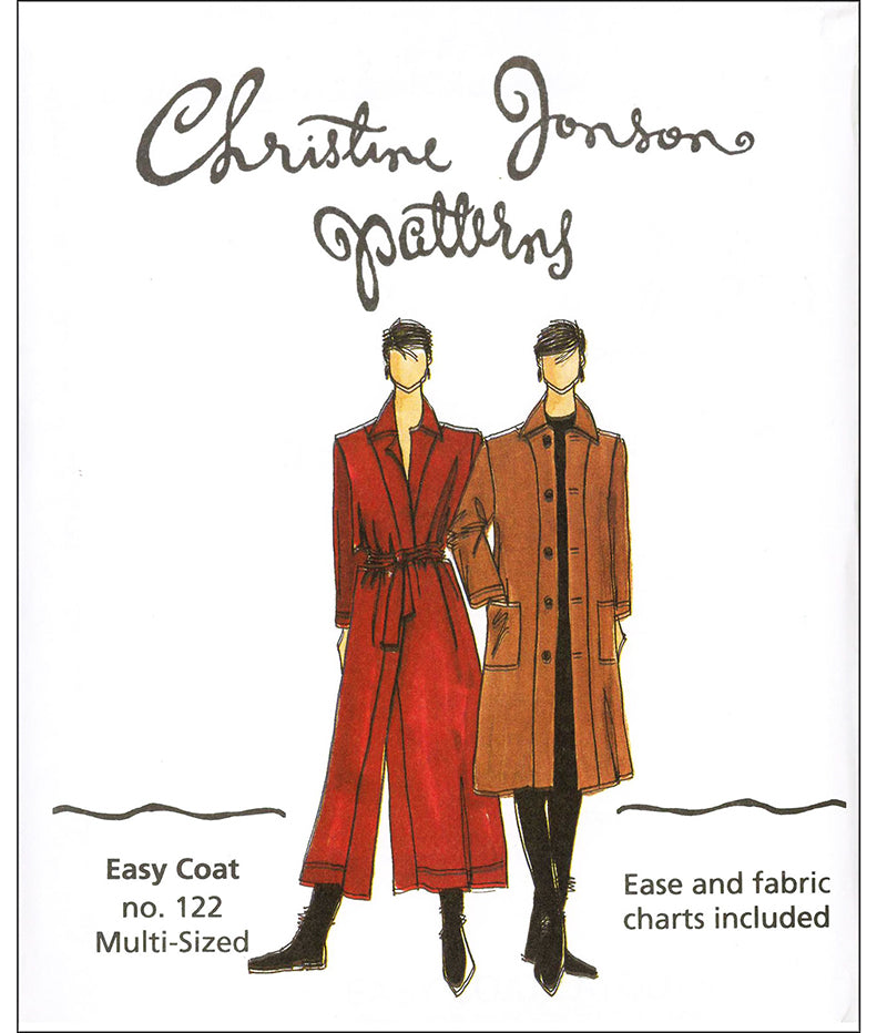 Wearables - Christine Jonson - Easy Coat