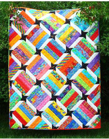 Quilt Pattern - Pleasant Valley - Emma's Star - ON SALE