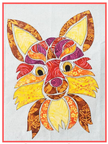 Quilt Pattern - Pattern Poole - Finley the Fox