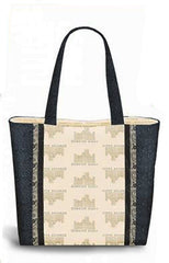 Bag Pattern - Pink Sand Beach Designs - Fiji Tote