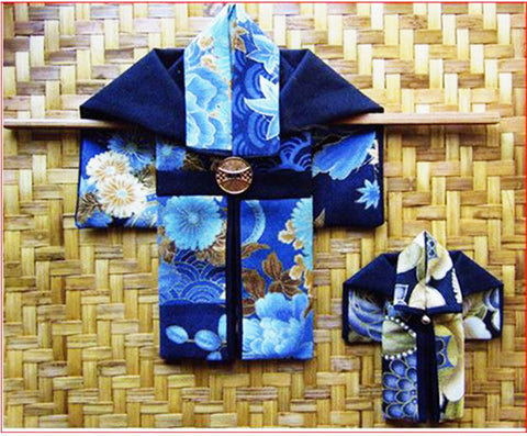 Pattern - Just for Fun - Folded Kimono