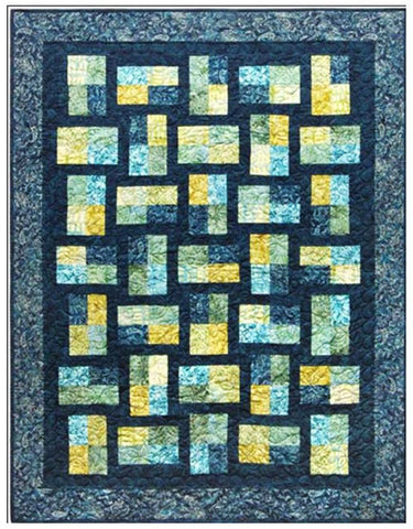 Quilt Pattern - Mountainpeek Creations - Fractions