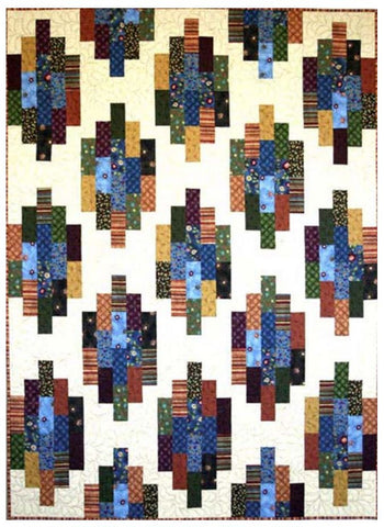 Quilt Pattern - GE Designs - Strip Stacks