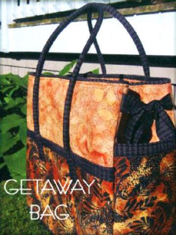 Bag Pattern - Aunties Two -  Gataway Bag
