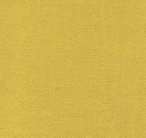 Japanese Fabric - Azumino-Momen - # 079 Gold/ Mustard - FAT QUARTER