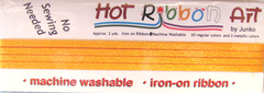 Hot Ribbon - Golden Yellow # 19