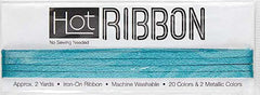 Hot Ribbon - Blue Green # 06