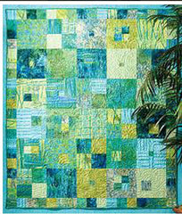 Quilt Pattern - Busy Bee Quilt Designs - Hip To Be Square