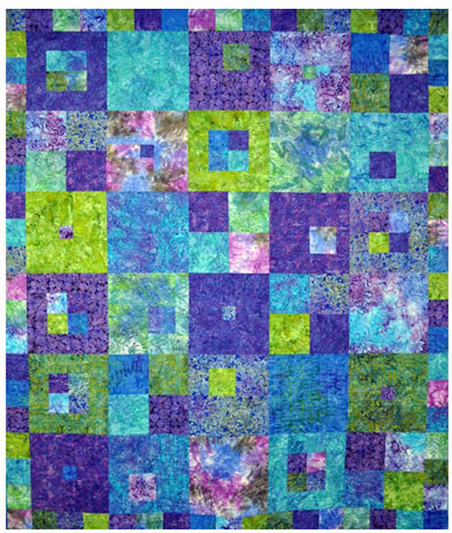 Quilt Pattern - Busy Bee Quilt Designs - Hip To Be Square ... : bee quilt pattern - Adamdwight.com