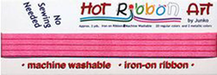 Hot Ribbon - Hot Pink # 16