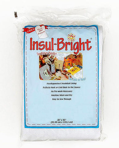 Batting - Insul-Bright - 1 yard package