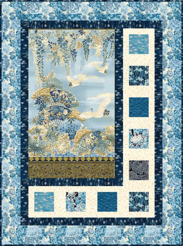 Quilt Pattern - Mountainpeek Creations - Sidelights