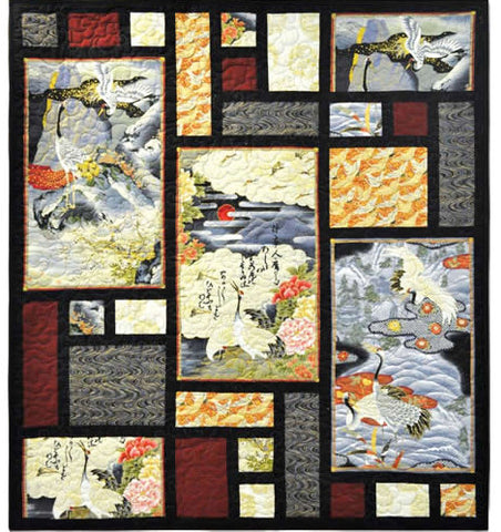 Quilt Pattern - Leesa Chandler Designs - Imperial House