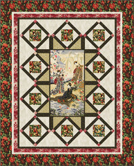 Quilt Pattern - Pine Tree Quilts - Imperial Star