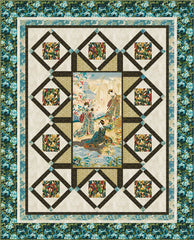 Quilt Pattern - Pine Tree Country Quilts - Imperial Star