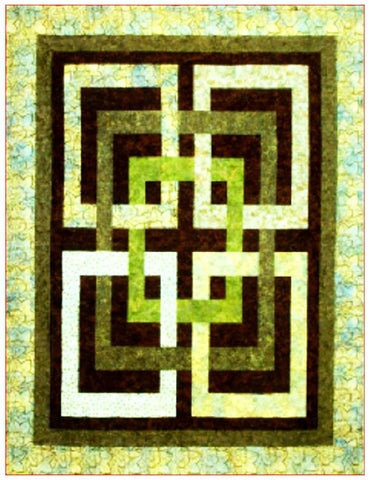 Quilt Pattern - Calico Carriage - Josephine's Knot