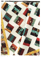 Quilt Pattern - Little Louise Designs - Jelly Brique Road